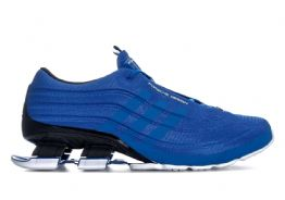 ADIDAS PORSCHE DESIGN Blue BOUNCE S4 Trainers Shoes UK12 US12.5 NEW & BOXED